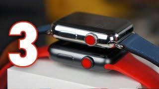 Apple Watch Series 3 : Ça sert à quoi ?