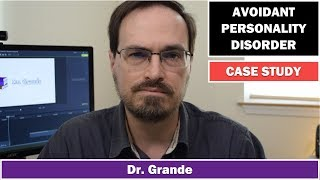 Presentation Example: Avoidant Personality Disorder | Attachment & Psychodynamic Therapy