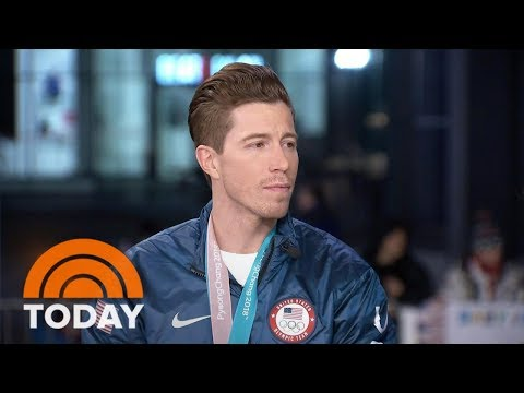 Shaun White: I'm Sorry I Referred To Sexual Harassment Allegation As 'Gossip' | TODAY