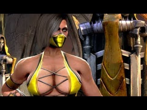 Mortal Kombat 9 Sexy Hot Costumes Outfits Mods Fatalities