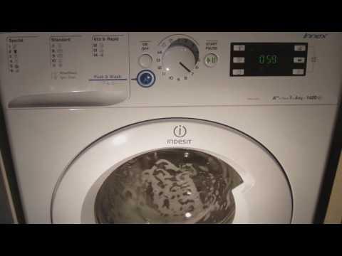 Washing Machine Indesit XWE 61452 -