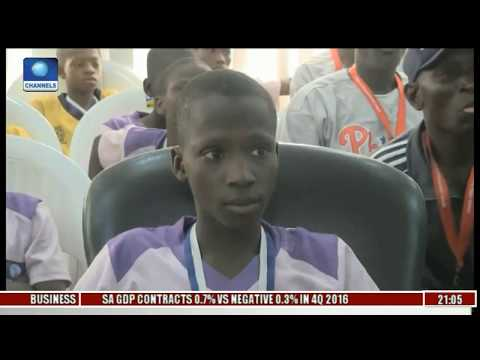 Sports Tonight: Channels Kids Cup Finalists Meet With Their State Governors