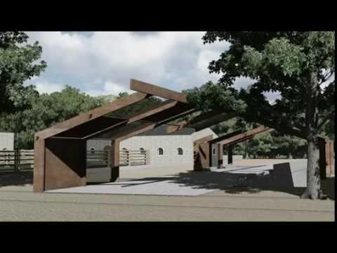 Εγκαταστάσεις Ιππικού Κέντρου | Ζωή Σουρμπάτη