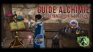 Archeage - Guide de l'alchimie - présentation et leveling