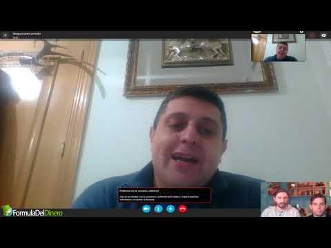 Questra World Entrevista Diego Martin AUDIO MEJORADO