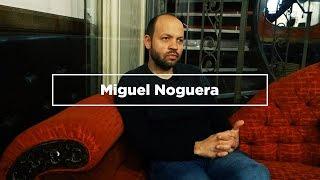 Así utiliza la tecnología Miguel Noguera