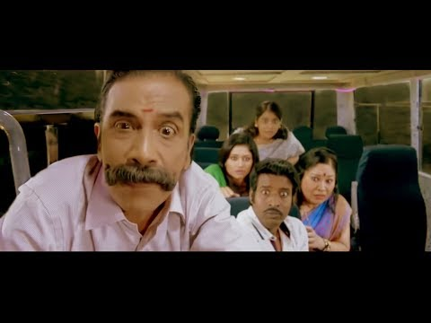 Manobala Latest Comedy Collection | Tamil Full Movie Comedy HD | New Comedy Scenes | Manobala Best