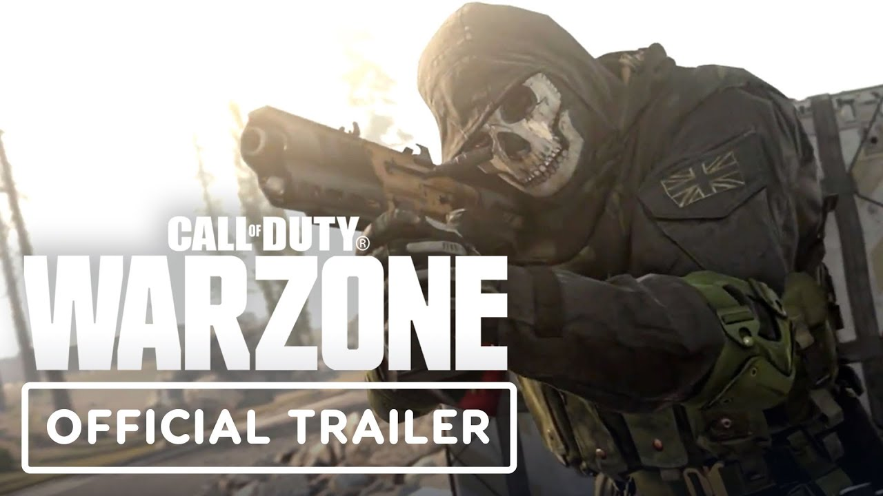 Call of Duty: Warzone - Official Battle Royale Trailer