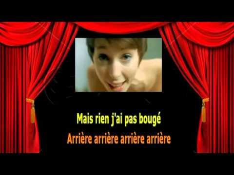 Karaoké Jeanne Cherhal   -  Voila