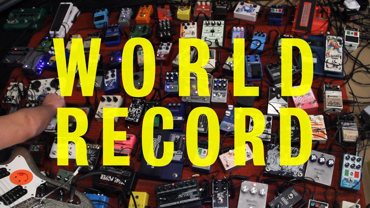 10 incredible guitar world records | MusicRadar