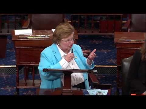 Mikulski Calls for Passage of Bipartisan Bill to Keep Guns Out of the Hands of Suspected Terrorists
