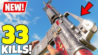 *NEW* M16 BLOODY VENGEANCE GAMEPLAY IN CALL OF DUTY MOBILE BATTLE ROYALE!