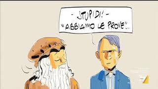 La propagande Live du dessin animé et un excl affiche - Leo 500