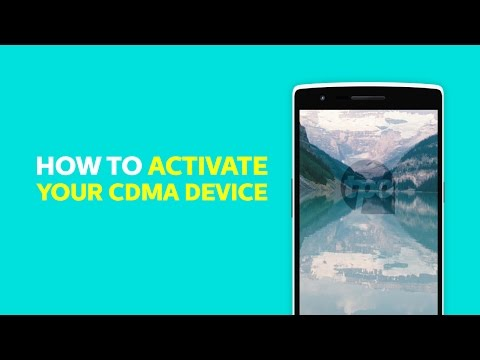 How to Activate your BYOD CDMA handset with a new TPO Mobile number | TPO Mobile