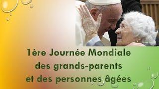 Messe à Loccasion De La Journée Mondiale Des Grands-Parents