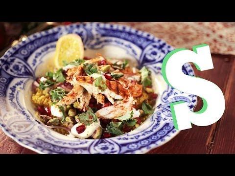 Moroccan Couscous Recipe #foodporn