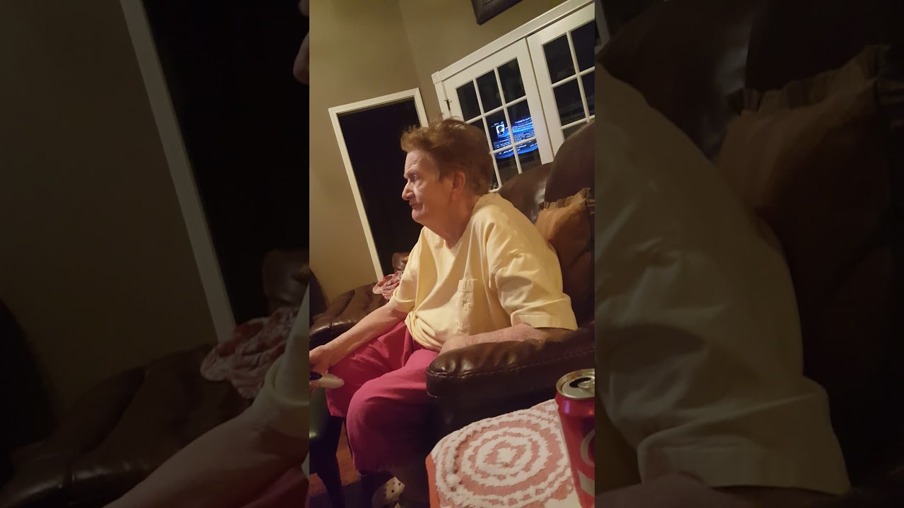 humorous grandma vine should watch 99.99 will fail