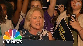 Protesters Denounce Donald Trump Pick: Brett Kavanaugh Has Got To Go; Protect Roe' | NBC News