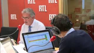 """Grève à Air France : son PDG évoque un """"grand dommage"""" pour la compagnie"""