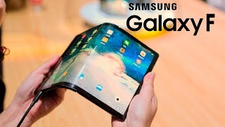 Гибкий Samsung Galaxy F уже в ноябре! Презентация iPad Pro, MacBook Air 2 и Xiaomi Black Shark 2