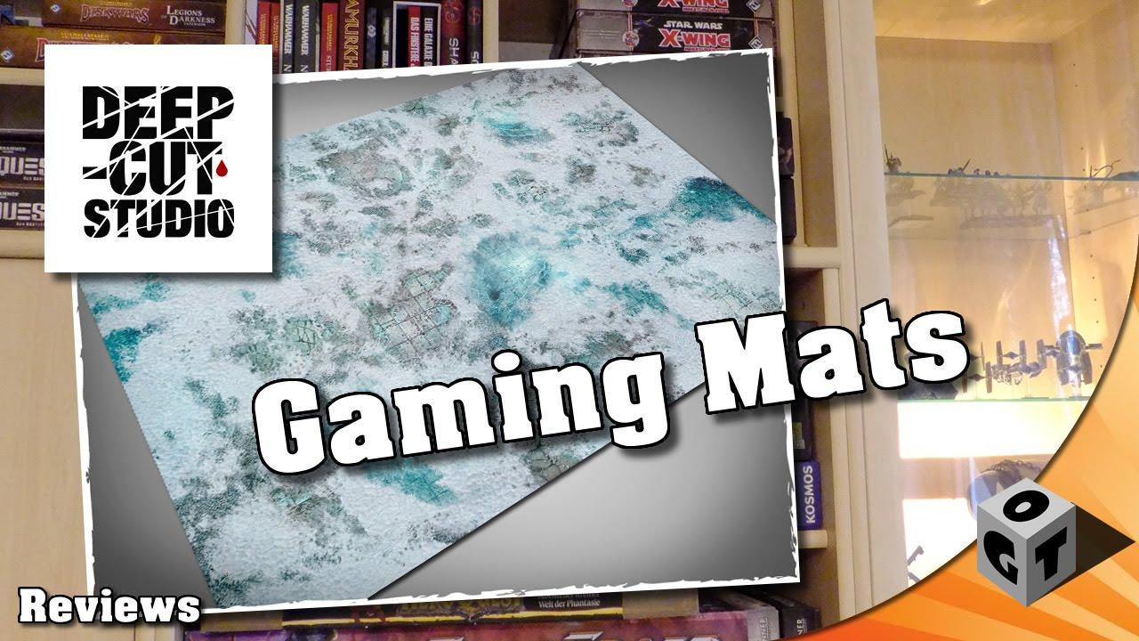 Review Gaming Mats By Deepcut Studio Youtube