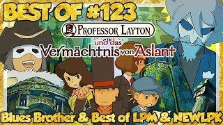 Best of Let's Play # 123 🎩 Professor Layton und das Vermächtnis von Aslant
