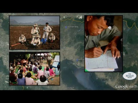 Explore a Minefield, Cambodia (narration by Angelina Jolie)