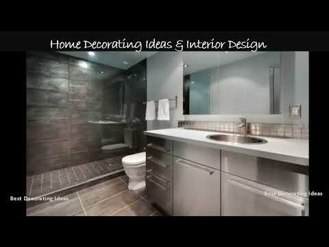 Half bathroom designs pictures | The Best Small & Functional Modern Bathroom Design Picture