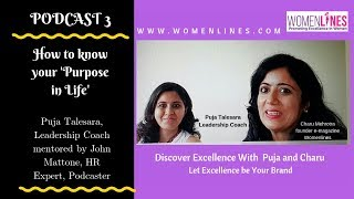 Find Your 'Purpose' in Life Following Tips From Leadership Coach Puja Talesara