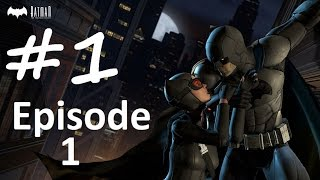 Batman The Telltale Series ЖЕНЩИНА КОШКА