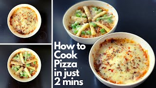 Mug Pizza | Pizza in 2 minutes | Homemade Pizza