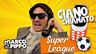 Ciano Contin e la Super League