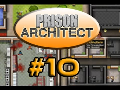 how to stop a riot in prison architect