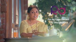 Starring Actress Saranya Ponvanan For EF-IF Diamond Jewelry Ad Film