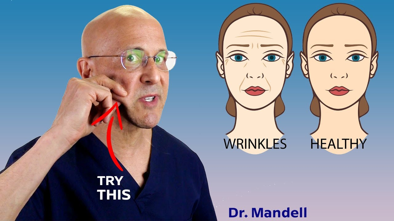 How a Pinch on the Cheek Can Clear Fine Line Wrinkles | Dr. Mandell