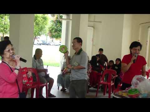 Happy Angel Activities - BMV123 & 117 15-1-2011 (Karaoke 1 一颗情泪)