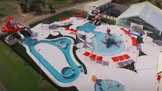 Texas school district opens water park | ABC13 Investigates