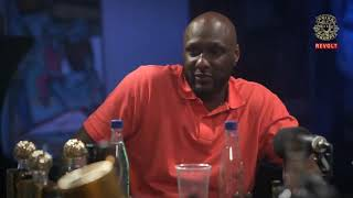 Lamar Odem has MELTDOWN on NORE's Drink Champs!!!