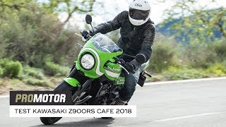 Kawasaki Z900RS Cafe 2018 - test Promotor