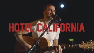 Hotel California - The Eagles (George Fokas cover - live looping)