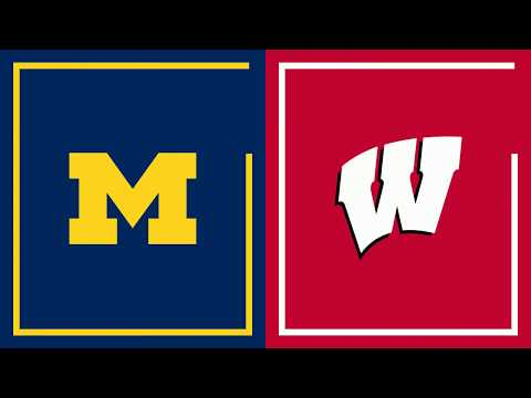 Wisconsin Badgers - Michigan pulls away late, beats Wisconsin 61-52