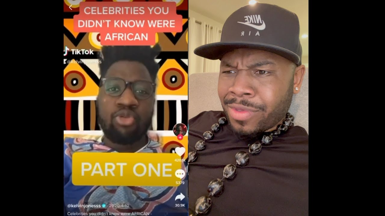 Celebrities you didn't know were AFRICAN 🌍 | TFLA