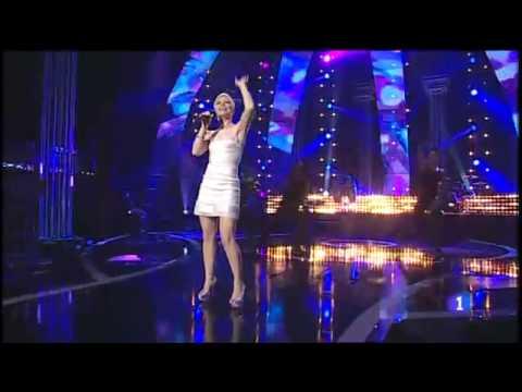 Soraya Arnelas - Live Your Dreams (Directo en Destino Eurovisión)