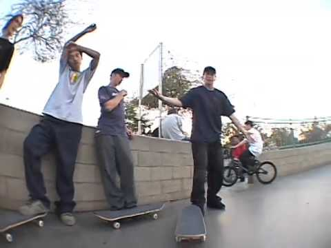 salad days EP5: James Craig, Gideon, Sheppard, and a fight 2003 Brea Park