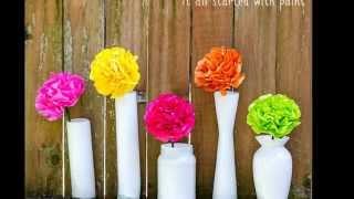 Как сделать цветы из гофрированной бумаги своими руками ?(Привет всем, делюсь с вами этим http://fas.st/0HViRL сервисом, где я покупаю себе вещи, их там очень много и дешево...., 2015-03-05T17:39:40.000Z)