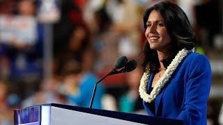 Tulsi Gabbard Announces She's Running for President in 2020