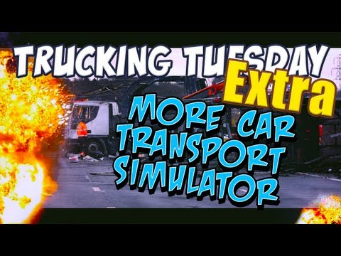 Trucking Tuesday - Car Transporter Sim Extra 2013