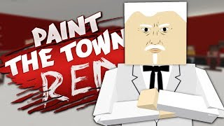 I GOT A REAL JOB - Best User Made Levels - Paint the Town Red streaming