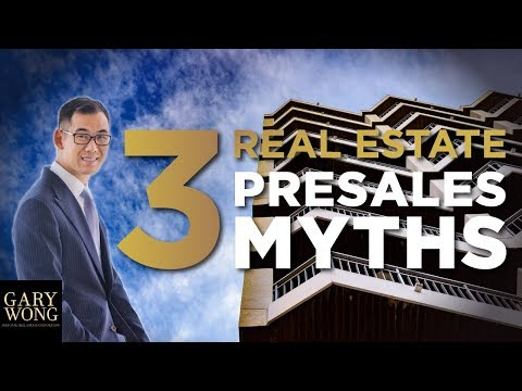3 BIGGEST Myths in Real Estate Presales