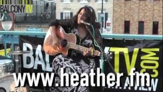 HEATHER BISHOP - CAROLINA BLUES (BalconyTV)